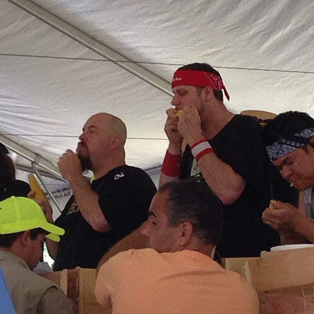 Competitive Eating Contest