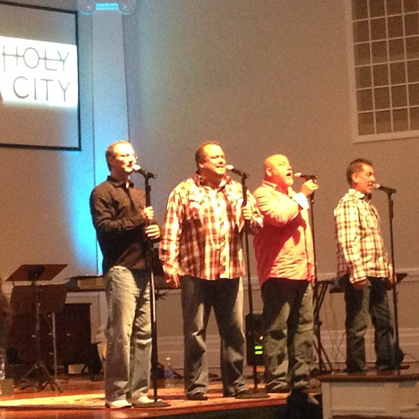 Holy City Quartet