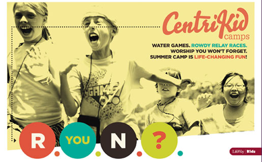 CentriKid Camp–2nd Full Day
