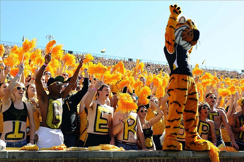 Another HUGE WIN for Ole Mizzou!!