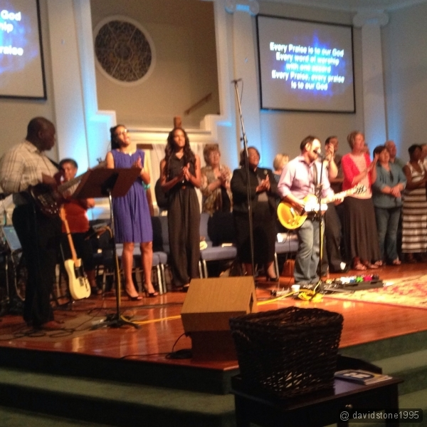 UNITE-Community Worship and Prayer Service