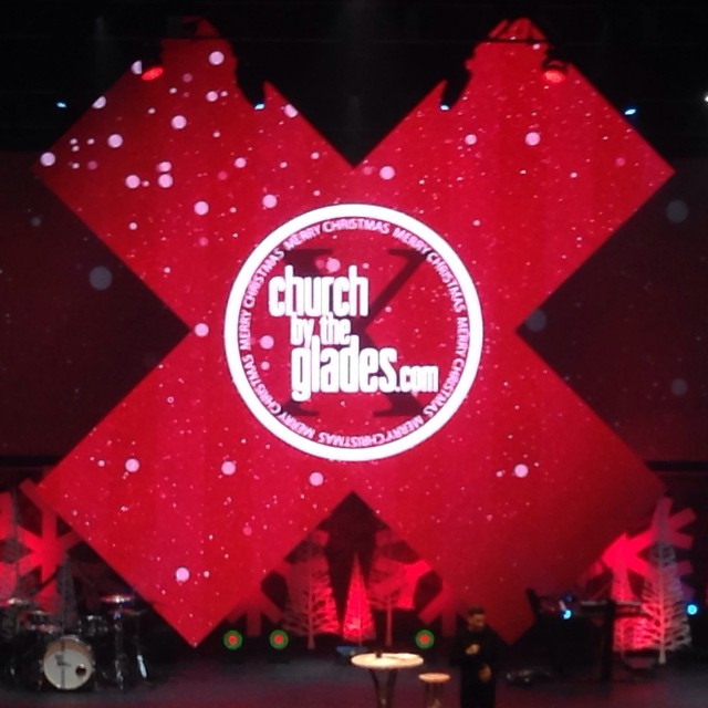 Christmas Eve at Church by the Glades @cbglades