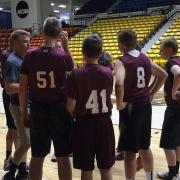 MSU Team Camp-Strafford Maroon (Freshman)