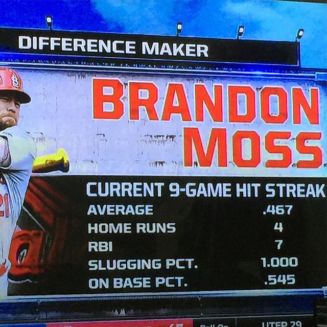 Hey! What's your favorite kind of Moss?? Mine's Brandon!