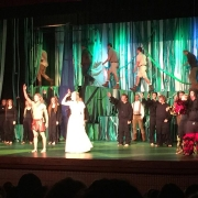Tarzan at Strafford HS was excellent!